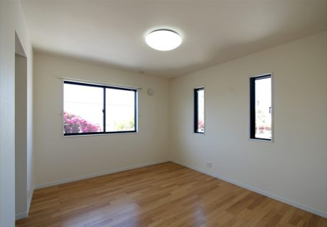 ルクラス・タウン若葉2号地-2F寝室