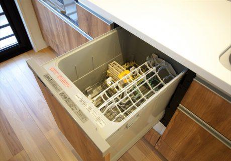 ルクラス・タウン若葉2号地-食器洗乾燥機